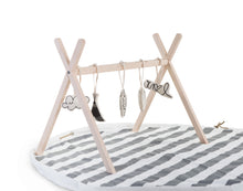 Afbeelding in Gallery-weergave laden, Childhome tipi baby gym