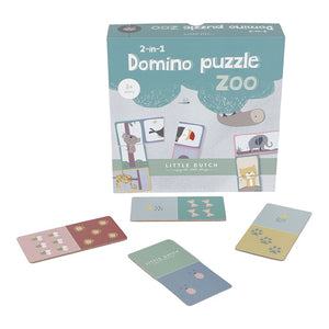 Little Dutch domino-puzzel