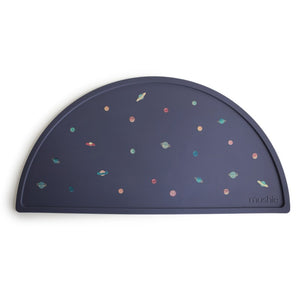 Mushie placemat Planets