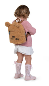 Childhome My First Bag kinderrugzak teddy