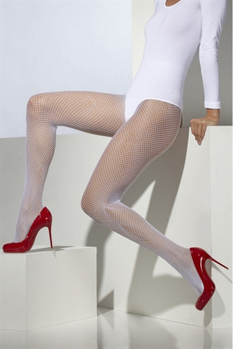 Fishnet Tights - White FV-42728