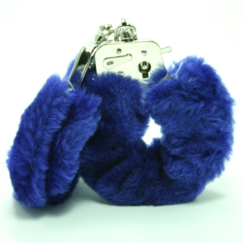 Plush Love Cuffs - Blue GT2089-7