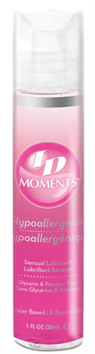 ID Moments Water Based Lubricant 1 Oz ID-HWA-A1