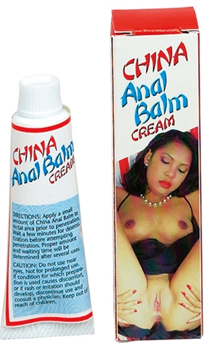 China Anal Balm Cream NW0104