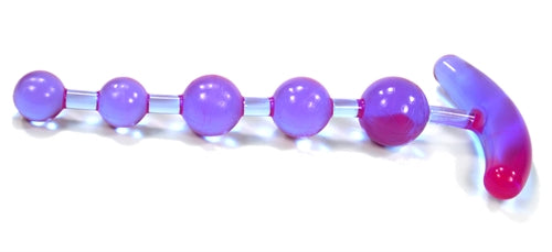 Anchor's Away Anal Beads - Lavender GT2087-2L