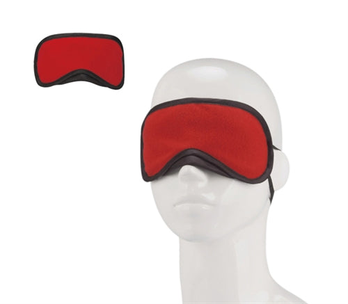 Peek-a-Boo Love Mask - Red EL-LF-6012