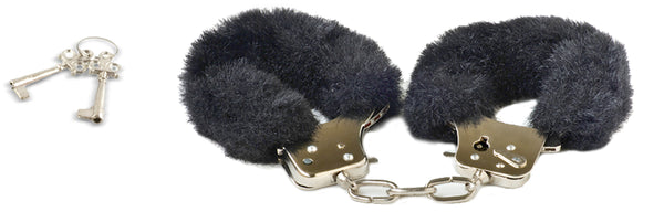 Play Time Cuffs - Black BL-55215