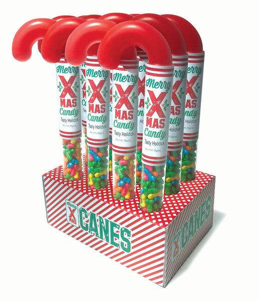 Holidicks Candy Canes 12pc Display CP-982