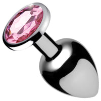 Pink Gem Anal Plug - Medium BTYS-AF631-MEDIUM