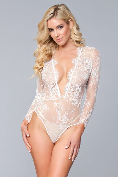 Rita Teddy - White - Large BW-1799WL
