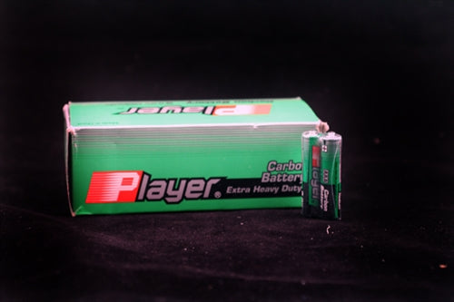 Player Extra Heavy Duty AAA Batteries - 60 Count Box SP6