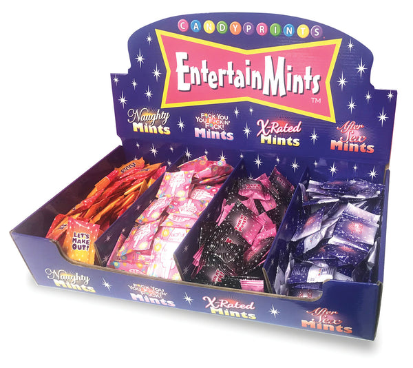 Entertainmints 400 Ct Display CP-943
