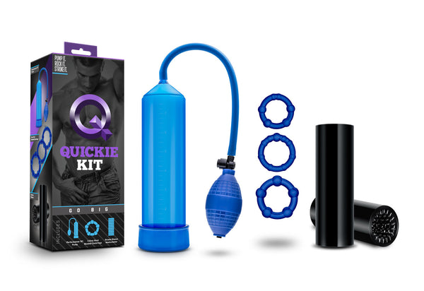 Quickie Kit - Go Big - Blue BL-50122