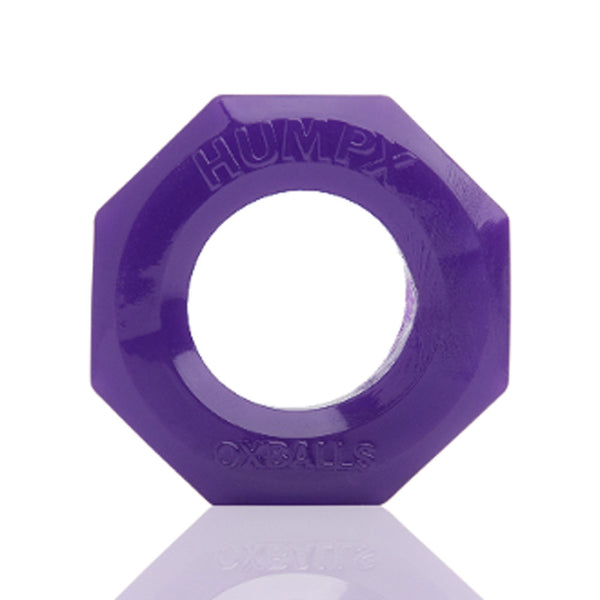 Humpx Super-Stretch Cockring - Eggplant OX-3039-EGP