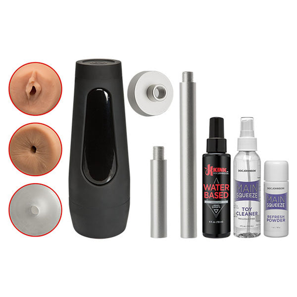 Power Banger Glory Hole Accessory Pack - 8 Piece  Kit DJ2403-51-BX