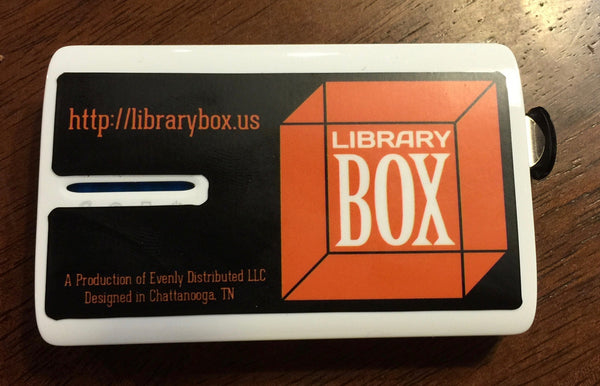 LibraryBox v2.1 Starter Edition