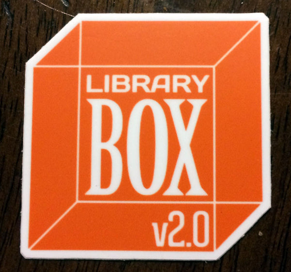 LibraryBox v2.0 logo