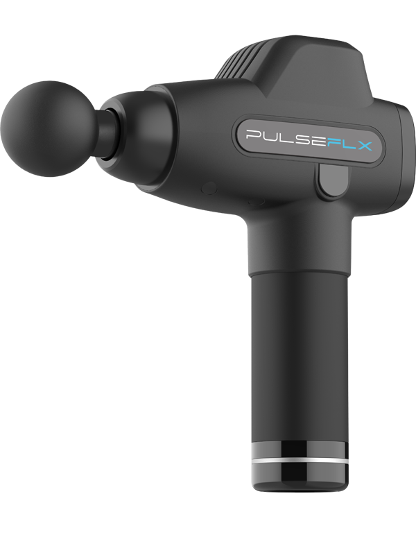 Massage Gun Featuring Muscle Recovery Pulse Technology
