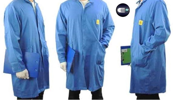 ESD Safe Coats, Jackets and Smocks empac
