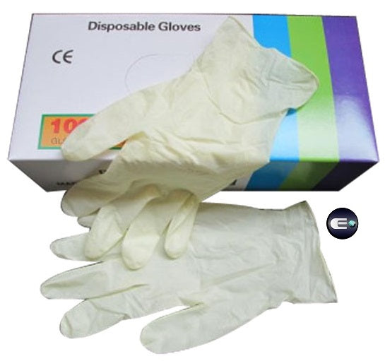 Medical Latex Exam Gloves