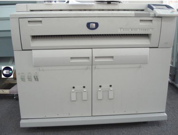 Xerox 6204 Wide format Solution