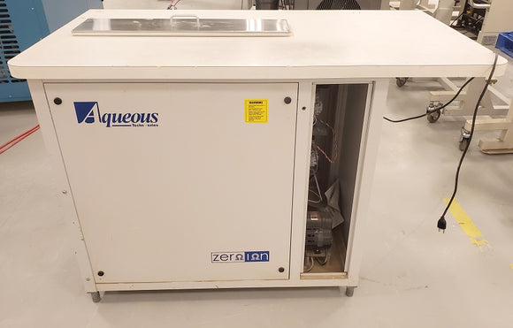 Aqueous Technologies Zero ION G3-24 Cleanliness Tester