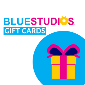 Blue Studios Gift Cards