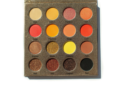 Legend Eyeshadow Palette