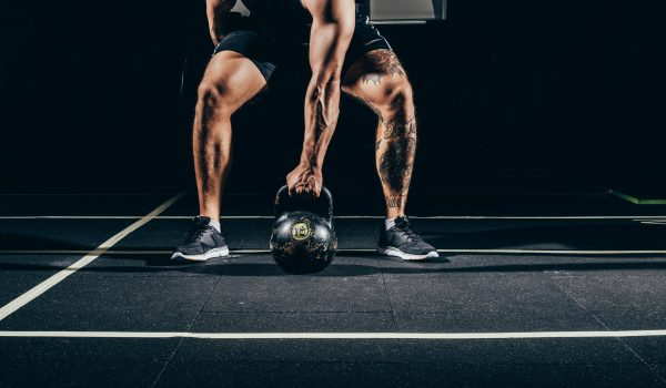 DAS HÄRTESTE WORKOUT DER WELT: CROSSFIT TRAINING