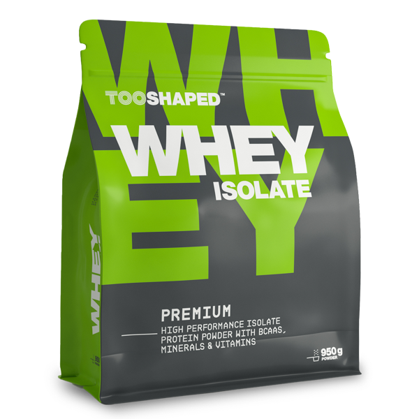 WHEY ISOLATE PURE