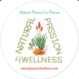 Natural Passion 4 Wellness Stickers
