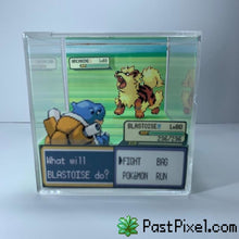Load image into Gallery viewer, Charizard Vs Arcanine Cube Blastoise