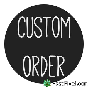 Custom Order - Bulbasaur Vs Mew Battle