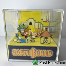Load image into Gallery viewer, Pokemon Art Earthbound - Ending Cube pastpixel