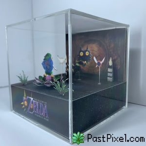 Legend Of Zelda A Link To The Past Armos Knights Cube Diorama
