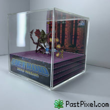 Load image into Gallery viewer, Metroid Fusion - Ridley Cube Diorama