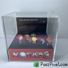 Load image into Gallery viewer, Mother 3 - Claus Death Cube Diorama