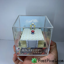 Load image into Gallery viewer, Pokemon Platinum Arceus Diorama Cube