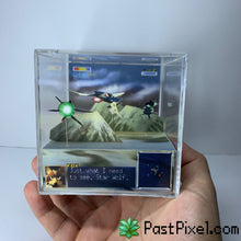 Load image into Gallery viewer, Star Wolf Diorama Cube