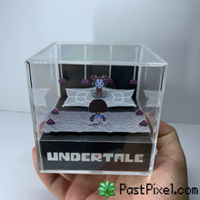 Load image into Gallery viewer, Undertale Diorama Cube