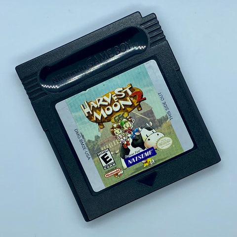Harvest Moon 2 - GameBoy Color Game