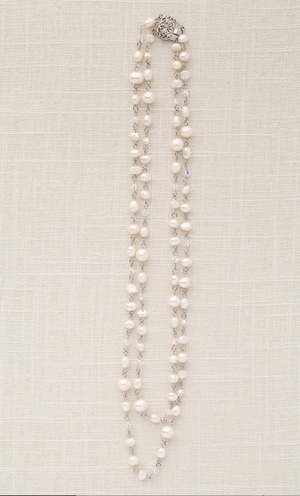 Chandelier Necklace - Double Strand