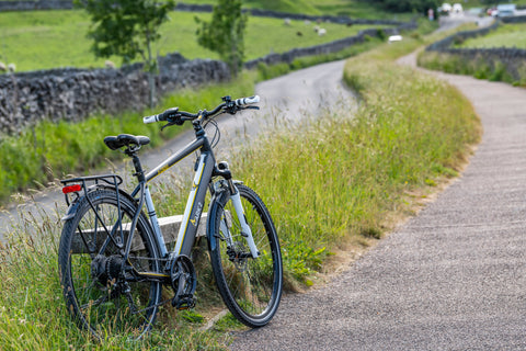 Electric bike Mark 2 in Countryside Get Fit