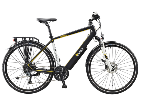 E-bike X-Cross hybrid electric bike