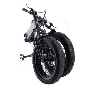 E-Motion Cruiser Folding Electric Bike