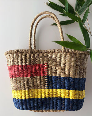 Tri-Color Basket