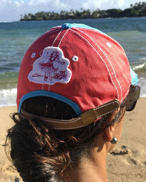 Maui Girl Baseball Hat