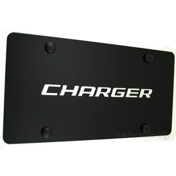 Dodge Charger Logo Plate