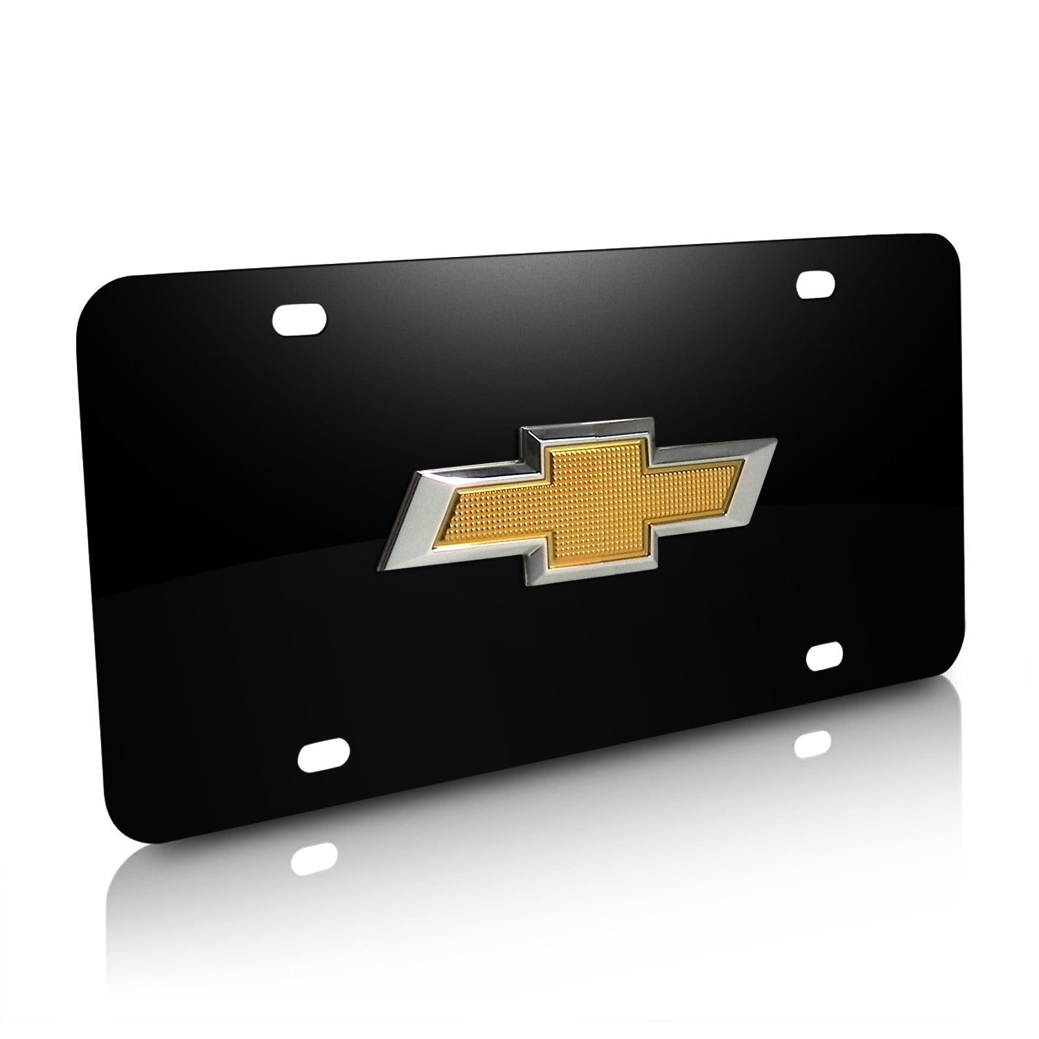 Chevy Logo Plate