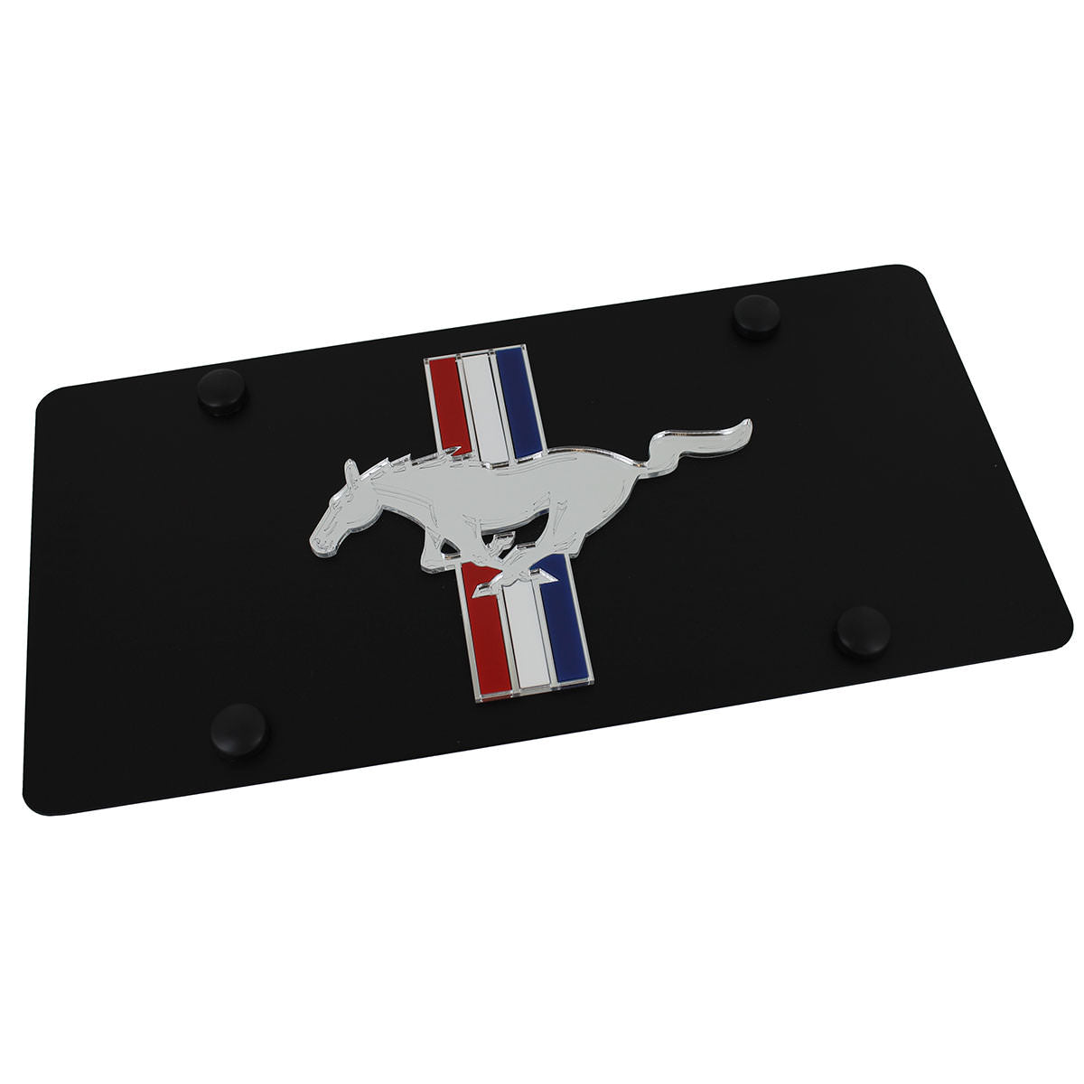 Ford Mustang Logo Plate